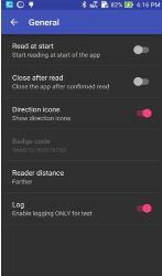 BLE Smart aplikacija